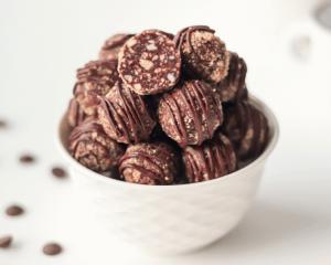 Trufas Deluxe de Chocolate Veganas