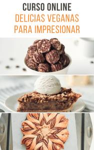 Curso Online Delicias Veganas para Impresionar