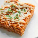 Pasta con Salsa Cremosa de Pimiento al Horno