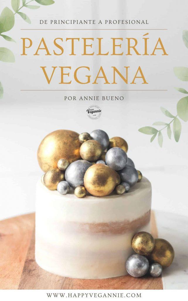 Curso de Pasteleria Vegana