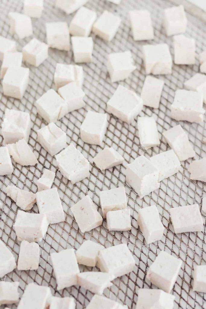 How to make tofu frrom scratch